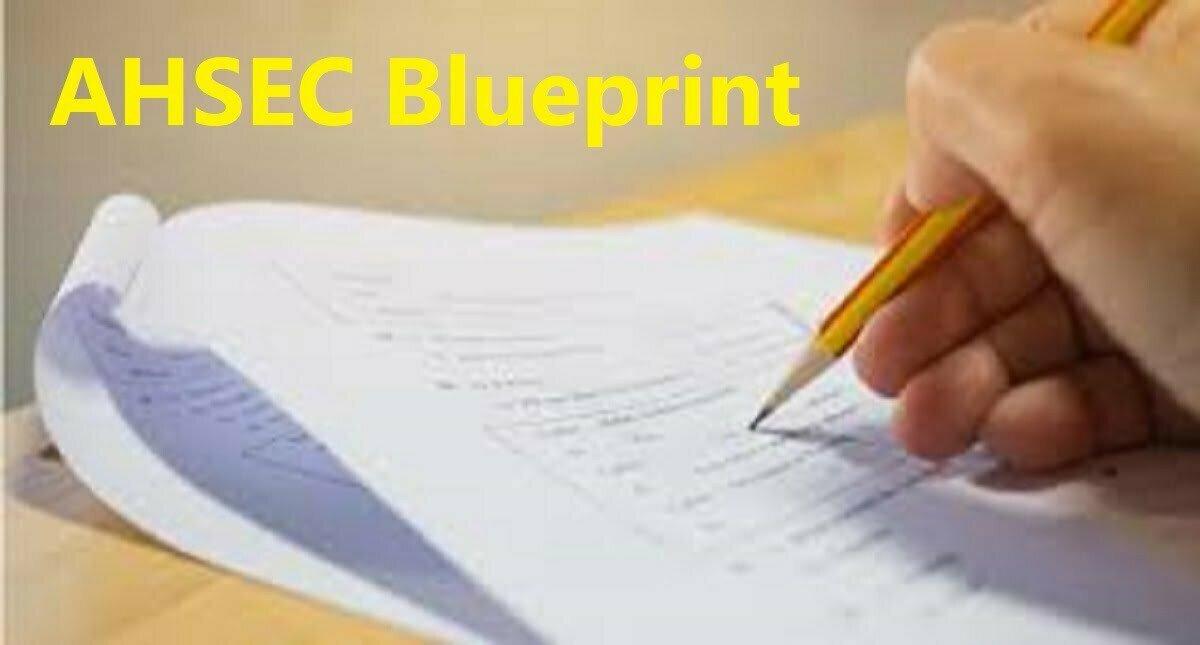 AHSEC Blueprint 2020