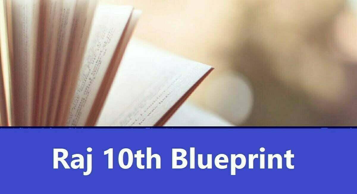 Raj 10th Blueprint 2020