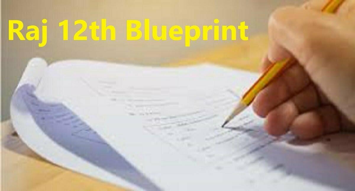 Raj 12th Blueprint Pattern 2020